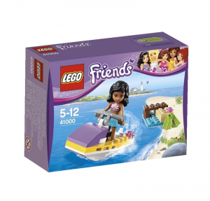 LEGO FRIENDS LE ACROBAZIE SUL JET SKI 41000