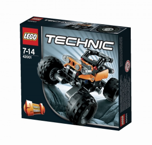 LEGO TECHNIC MINI FUORISTRADA 42001