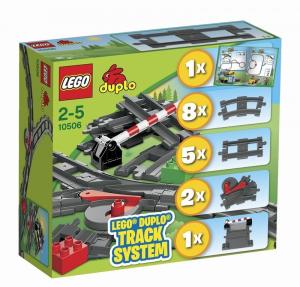 LEGO DUPLO VILLE SET ACCESSORI FERROVIA 10506