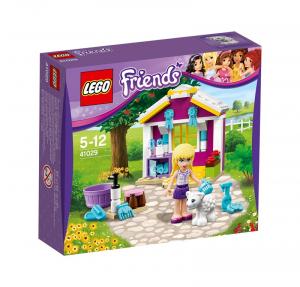 LEGO FRIENDS L'AGNELLINO DI STEPHANIE 41029