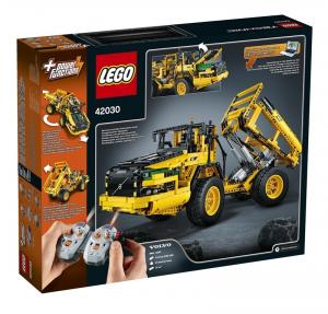 LEGO TECHNIC RUSPA VOLVO L350 TELECOMANDATA 42030