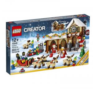 LEGO LA BOTTEGA DI BABBO NATALE 10245