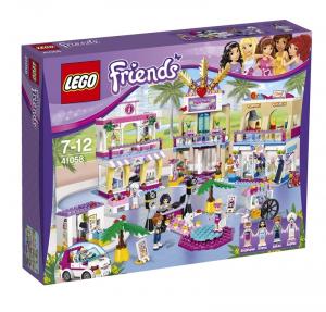 LEGO FRIENDS CENTRO COMMERCIALE DI HEARTLAKE 41058