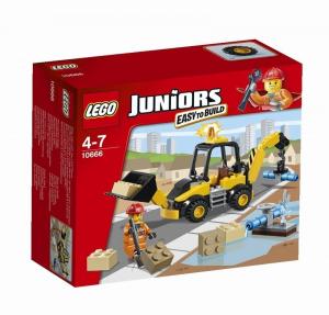 LEGO JUNIORS SCAVATRICE 10666
