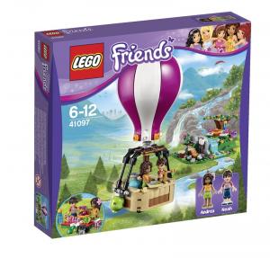 LEGO FRIENDS LA MONGOLFIERA DI HEARTLAKE 41097