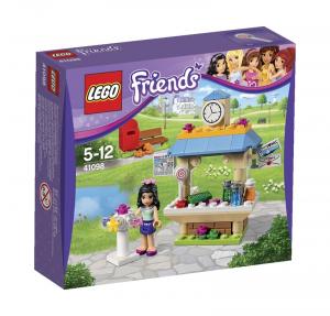 LEGO FRIENDS IL CHIOSCO DELLE INFORMAZIONI DI ANDREA 41098
