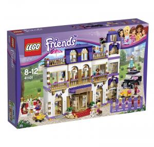 LEGO FRIENDS IL GRAND HOTEL DI HEARTLAKE 41101