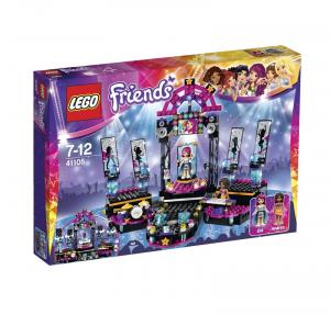 LEGO FRIENDS IL PALCOSCENICO DELLA POP STAR 41105