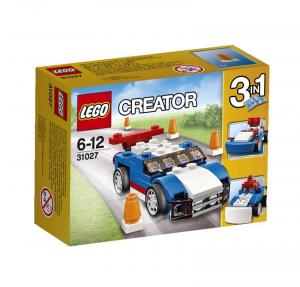 LEGO CREATOR AUTO DA CORSA BLU 31027