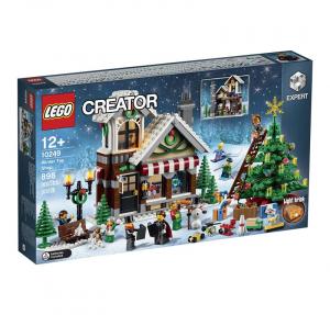 LEGO NEGOZIO DI GIOCATTOLI INVERNALE 10249