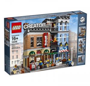 LEGO UFFICIO DELL'INVESTIGATORE 10246