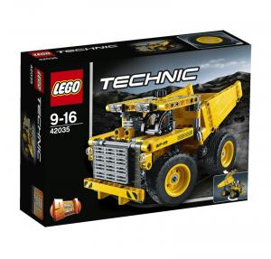 LEGO TECHINC CAMION DELLA MINIERA 42035