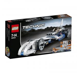 LEGO TECHINC BOLIDE SUPERSONICO 42033