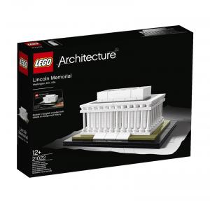 LEGO ARCHITECTURE LINCOLN MEMORIA 21022