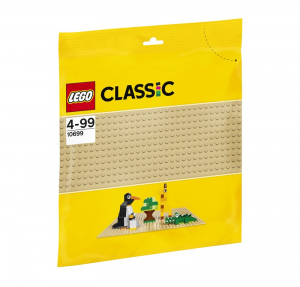 LEGO CLASSIC BASE SABBIA 10699