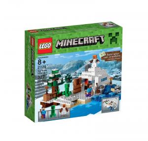 LEGO MINECRAFT NASCONDIGLIO NELLA NEVE 21120