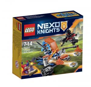 LEGO NEXO KNIGHTS BLASTER DA BATTAGLIA DI KNIGHTON 70310