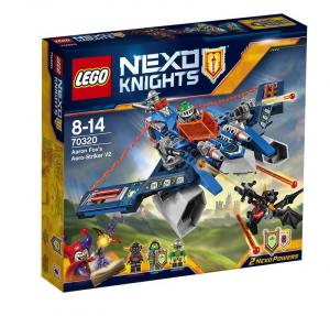 LEGO NEXO KNIGHTS L'AERO-JET V2 DI AARON 70320