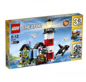 LEGO CREATOR PUNTA DEL FARO 31051