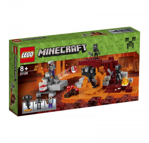 LEGO MINECRAFT LO SCHERBERO 21126