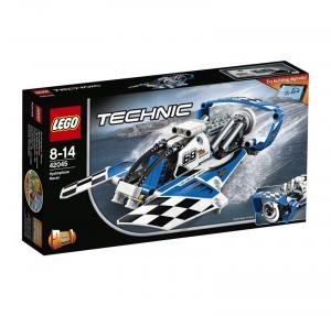 LEGO TECHNIC IDROPLANO DA CORSA 42045