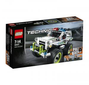 LEGO TECHNIC INTERCETTATORE DELLA POLIZIA 42047
