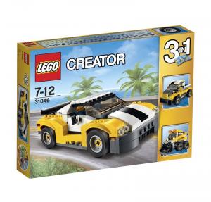LEGO CREATOR AUTO SPORTIVA GIALLA 31046