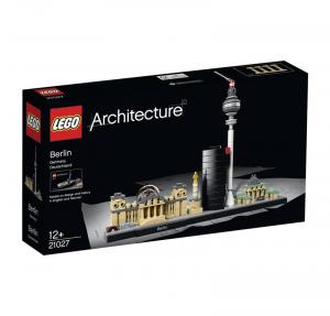 LEGO ARCHITECTURE BERLINO 21027