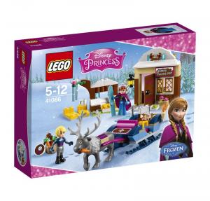 LEGO PRINCESS AVVENTURA SULLA SLITTA DI ANNA E KRISTOFF 41066