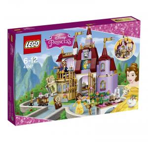 LEGO PRINCESS IL CASTELLO INCANTATO DI BELLE 41067