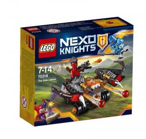 LEGO NEXO KNIGHTS LANCIA-SFERE 70318