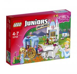 LEGO JUNIORS LA CARROZZA DI CENERENTOLA 10729