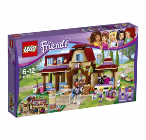 LEGO FRIENDS IL CIRCOLO EQUESTRE DI HEARTLAKE 41126