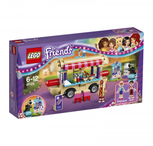 LEGO FRIENDS IL FURGONE DEGLI HOT DOG DEL PARCO DIVERTIMENTI 41129