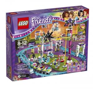 LEGO FRIENDS LE MONTAGNE RUSSE DEL PARCO DIVERTIMENTI 41130