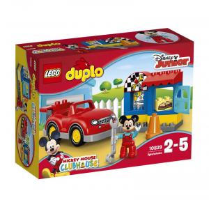 LEGO DUPLO OFFICINA DI TOPOLINO 10829