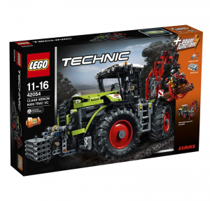 LEGO TECHNIC CLASS XERION 5000 TRAC VC 42054