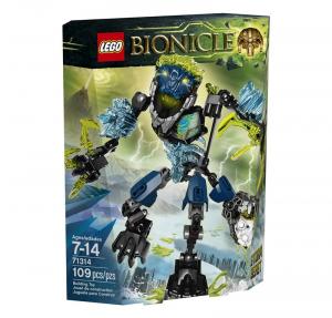 LEGO BIONICLE BESTIA TEMPESTOSA 71314
