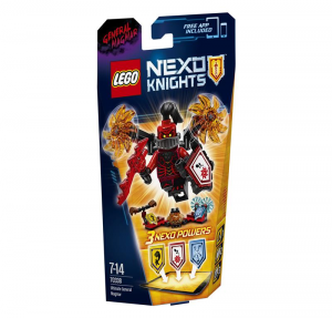 LEGO NEXO KNIGHTS ULTIMATE GENERALE MAGMAR 70338
