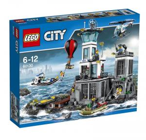 LEGO CITY LA CASERMA DELLA POLIZIA DELL'ISOLA 60130