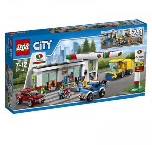 LEGO CITY STAZIONE DI SERVIZIO 60132