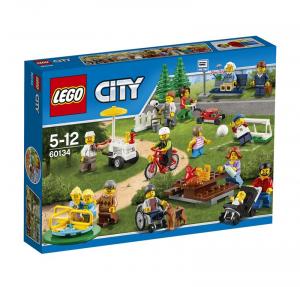 LEGO CITY DIVERTIMENTO AL PARCO CITY PEOPLE PACK 60134