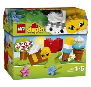 LEGO DUPLO CONTENITORE CREATIVO 10817