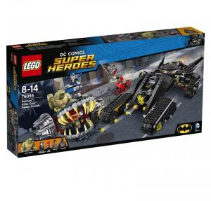 LEGO SUPER HEROES BATMAN:DUELLO NELLE FOGNE CON KILLER C 76055