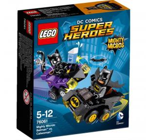 LEGO SUPER HEROES BATMAN CONTRO CATWOMAN 76061