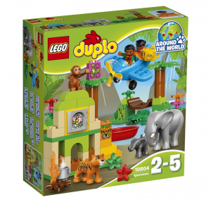 LEGO DUPLO GIUNGLA 10804