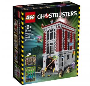 LEGO GHOSTBUSTER CASERMA DEI VIGILI DEL FUOCO 75827
