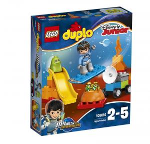LEGO DUPLO LE AVVENTURE SPAZIALI DI MILES 10824