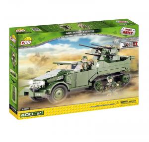 COBI M16 HALF-TRACK TRASPORTO TRUPPE 400PCS 094341