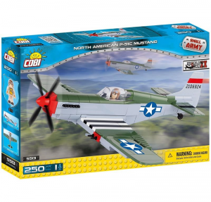COBI P-51 MUSTANG 260 PCS 094400/5513